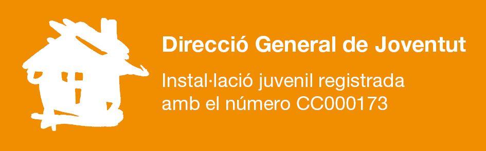 B3 - Can Mateu - Joventut - Logo amb número de registre