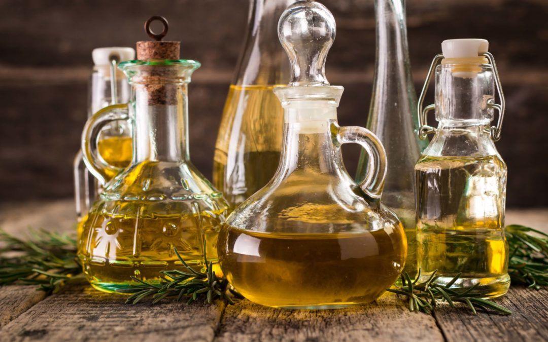 Com fer olis aromàtics per cuinar