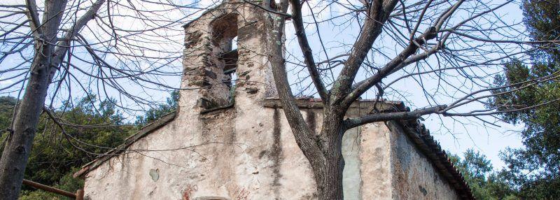 excursió a l'ermita de sant Martí del Montseny