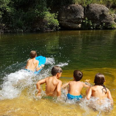 7 rius amb gorgs per explorar en família