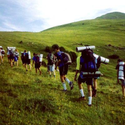 5 Excursions de muntanya per fer amb adolescents