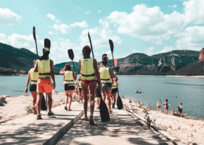 Piragüisme Bioritme 2019 - Font Instagram BioRitme