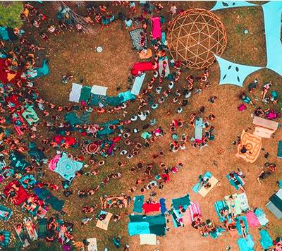 Festival BioRitme 2019 al Pantà de Sau
