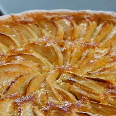 Recepta: pastís de poma